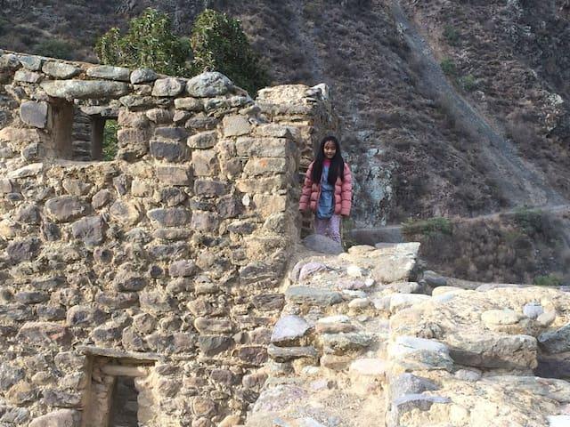 Alojamiento en Ollantaytambo - Cusco - Hus