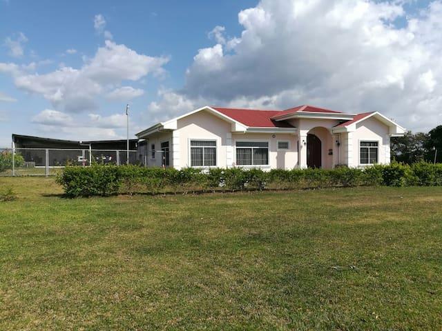 Casa de descanso Agape