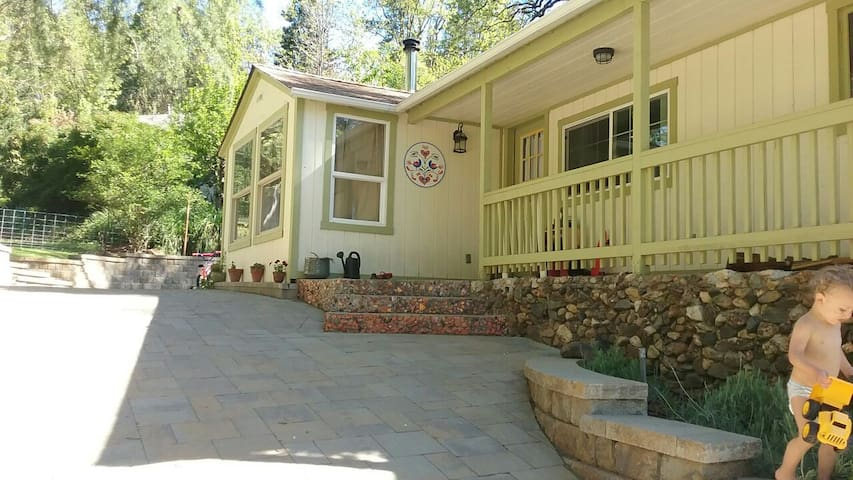 Cherry Plum Acre Cozy Family Home - Placerville - House