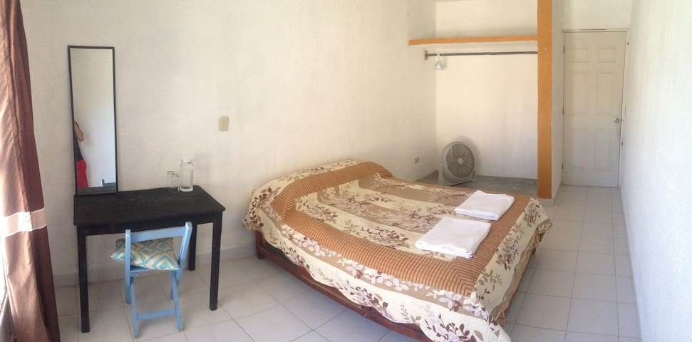 Comfortable room with balcony - Tuxtla Gutiérrez - Dom