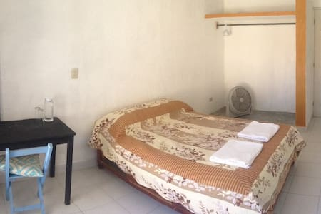 Comfortable room with balcony - Tuxtla Gutiérrez