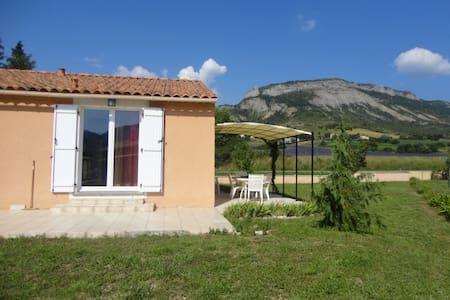 Maison individuelle de village - Séderon