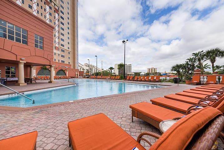 Wastgate Palace,Orlando,Fl, USA. 1 Semana x 8P - Orlando - Villa