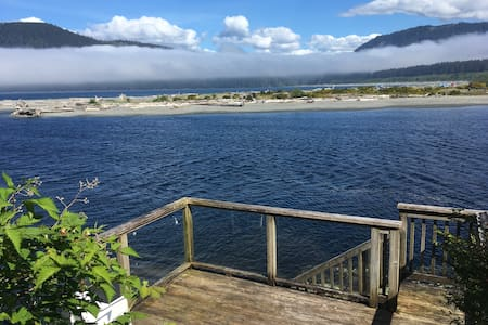 Stunning Oceanside Cottage #2 - Best View in BC