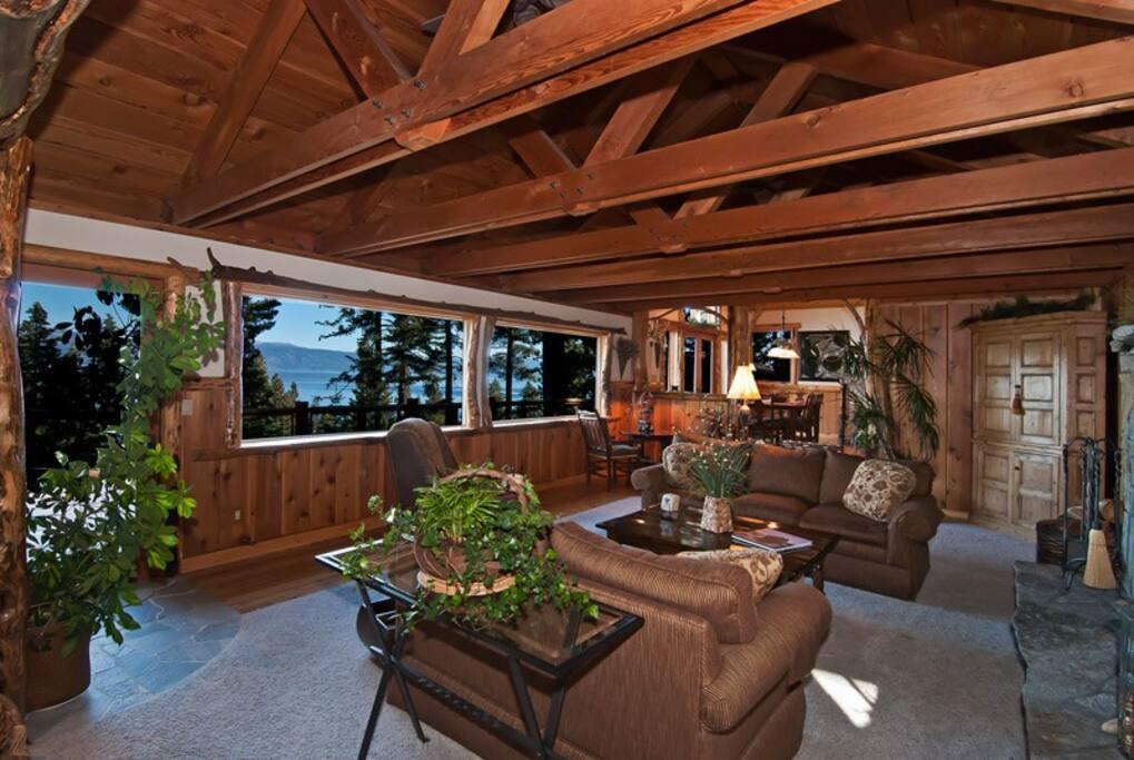 Lake Tahoe Lakeview  Mtn. Elegance