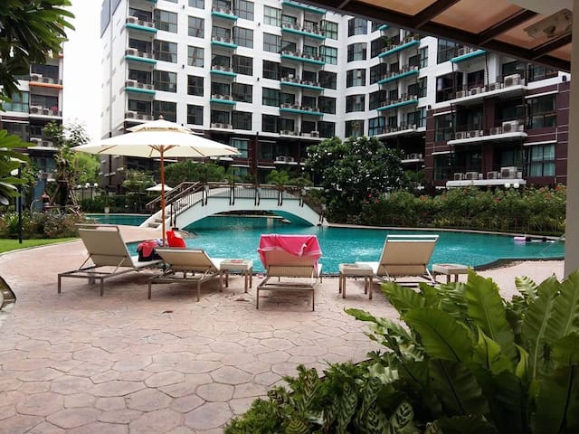 Near DM Airport & Impact Muangthong - Pak Kret - Appartement