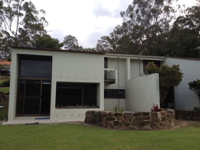 Country escape in beautiful Gold Coast hinterland - Kooralbyn - Flat