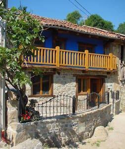 Casa con vistas a Picos de Europa - Baró - Huis