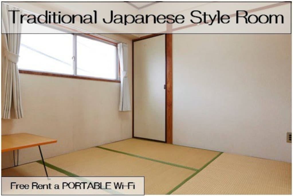 4 Jyo half room