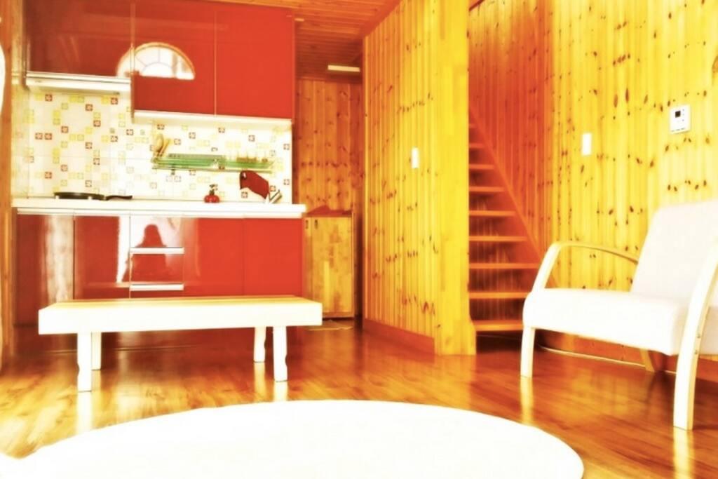 스페인룸 객실