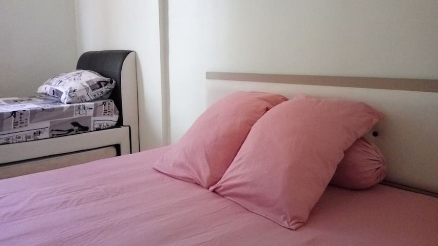 Green Island Homestay - Jelutong - Appartement