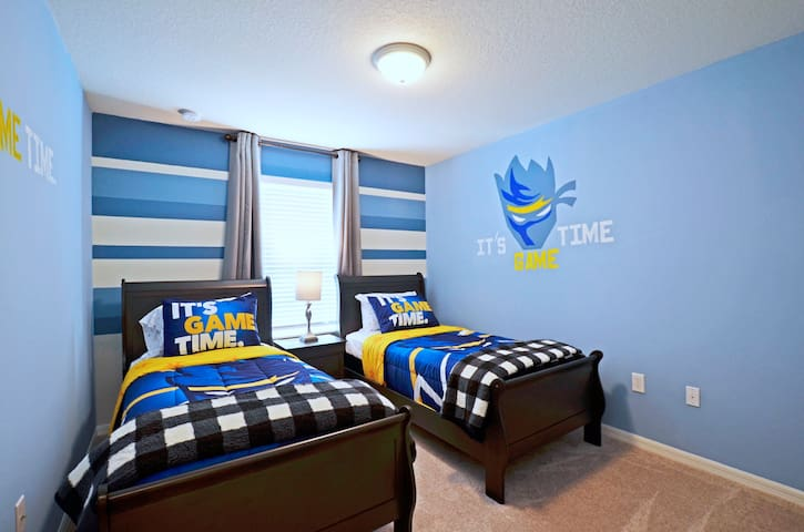 (2) PRIVATE ROOM & FREE WATER PARK - Near Disney