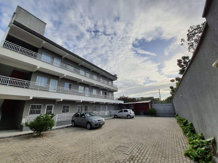 Ap 103 B.Residence Próximo CE-040 Preço Excelente