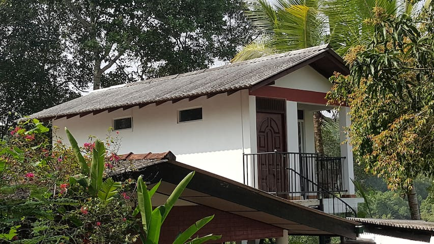 Rabarkanda Tea Bungalow - Kandy - Huis