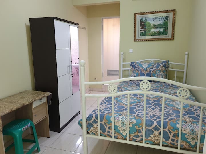 Comfortable Rooms in Pamulang Area