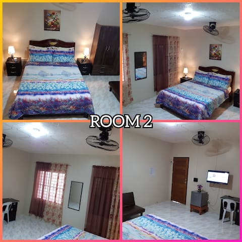 J&J Staycation Lucena Private Room 2/3