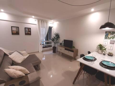 Apartamento e home office em Taguatinga, Brasilia.
