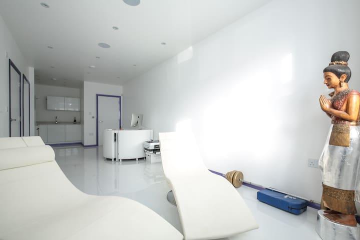 Woodford royaume uni airbnb