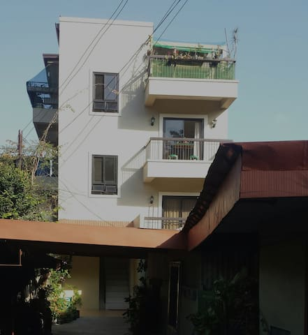 2nd floor apartment of our 3 story home listed with airbnb