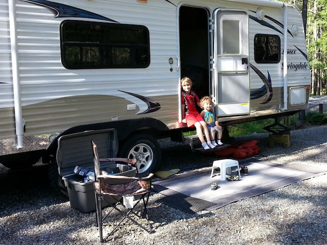 Kimberley RV Trailer Rental