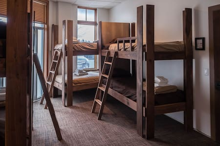 Park City Hostel: Deluxe 6 Bed Dorm - Park City