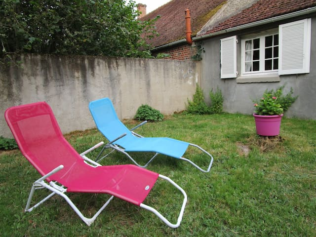 Le Patis des Gardoirs - Vannes-sur-Cosson - Natur lodge