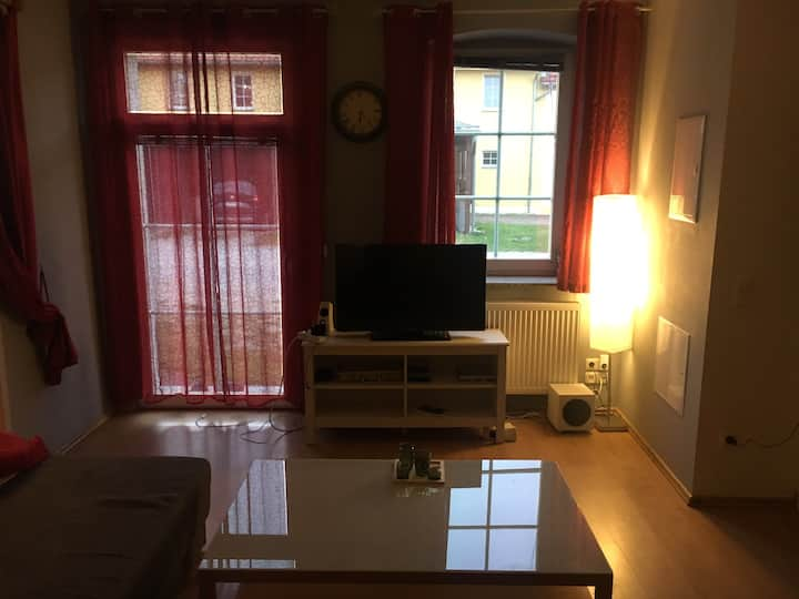 Stylish & Cosy Appartement directly by Dresden