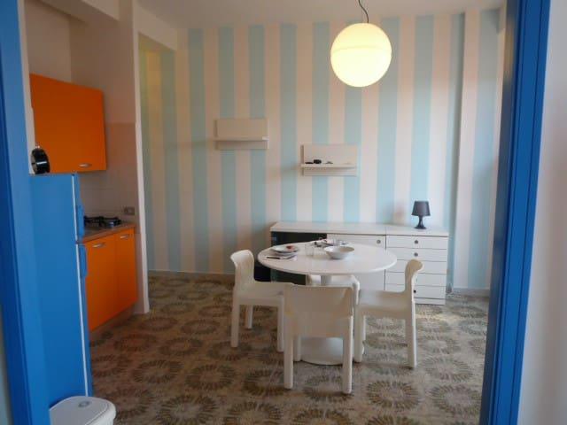 Bilo Celeste a pochi metri dal mare - Sampieri - Apartment