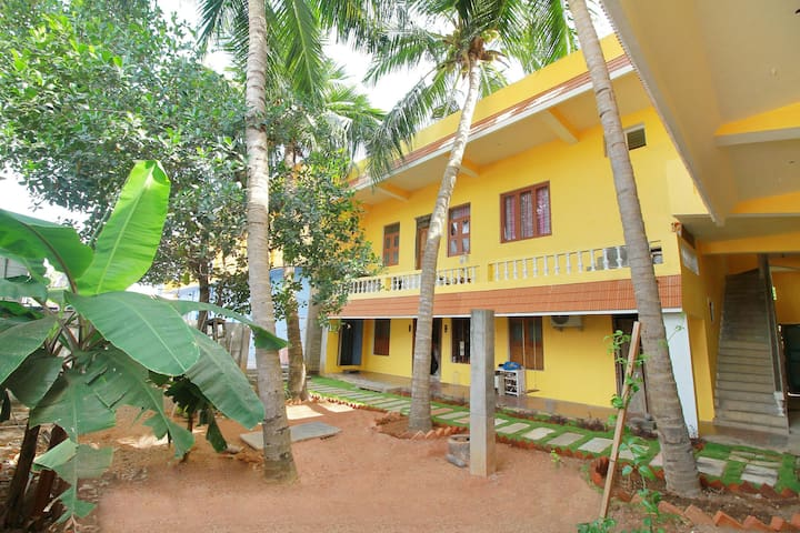 Flash Sale☑ - 2BHK Classic Homestay, Pondicherry