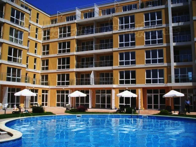 Comfortable Apartment  in central Sunny Beach.