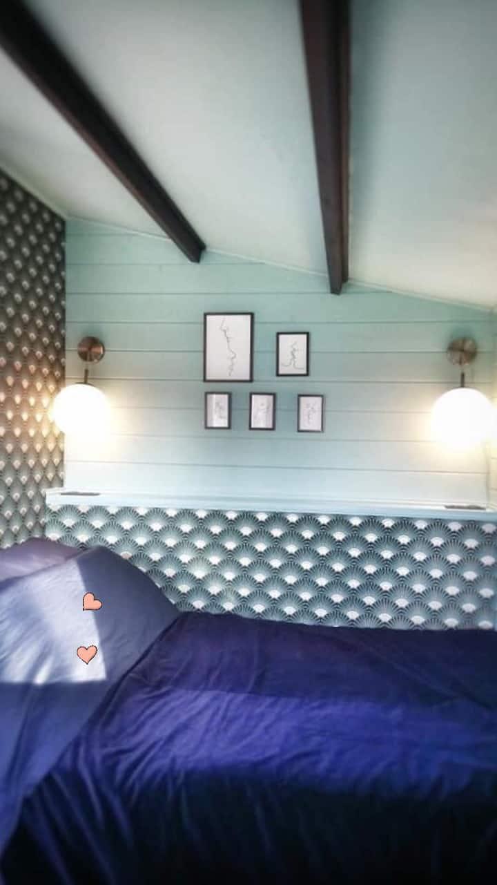 Micro maison 🏡  3 minutes de la mer 🌊