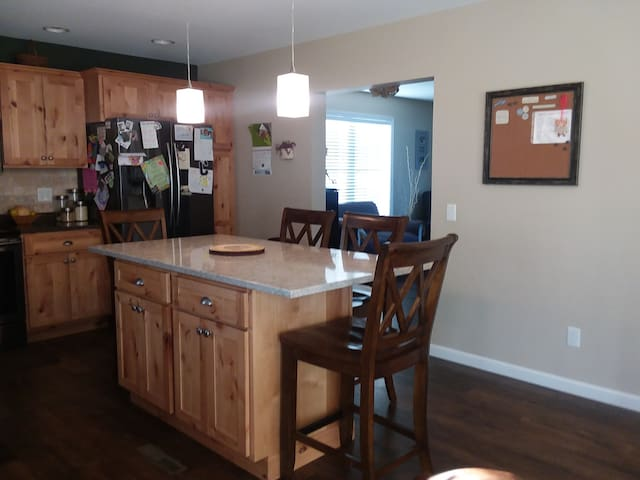 Cozy quiet home in a country setting in Bloomsburg