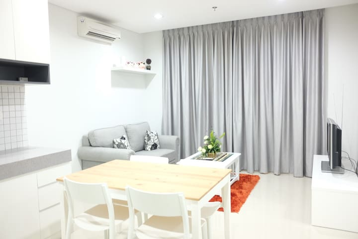 2 BR Apt @ Alam Sutera - Paddington - Tangerang - Apartment