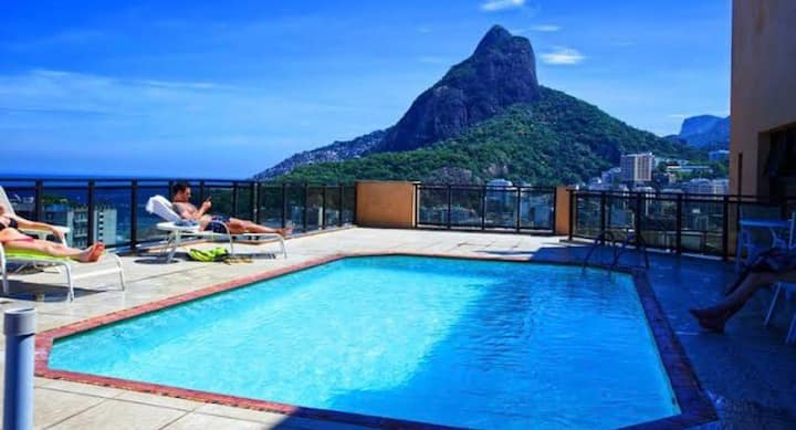 Top Flat Leblon, melhor lugar para ficar no Rio