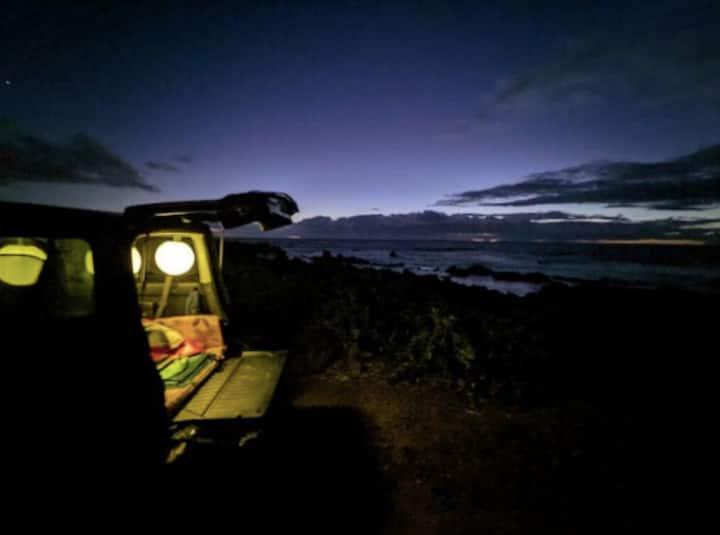 Oahu Camper Minimalist Special!