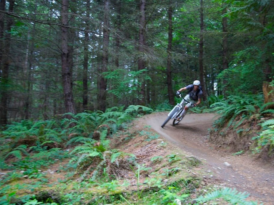 Some of the best mountain biking in Washington State