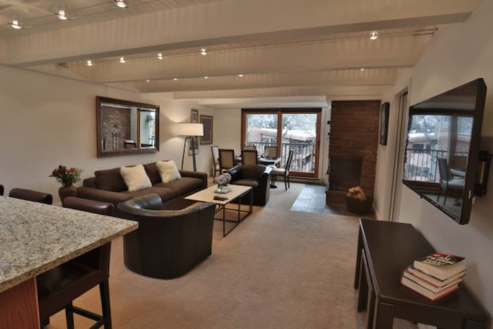 Hyman Avenue Luxury Downtown Condo -