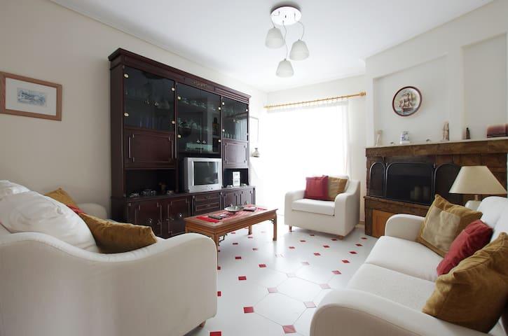 AURA rafina apartment with sea view - Rafina - Apartamento