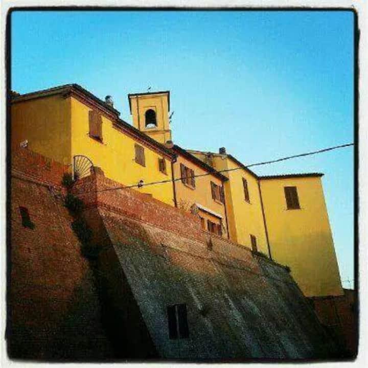 La casa nel Castello