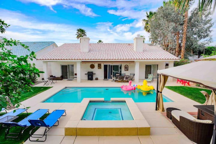 RELAXING DESERT VACATION HOME NEAR PANORAMA PARK