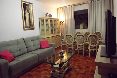 Large apartment in the best city nearest of SP! - São Caetano do Sul - Wohnung
