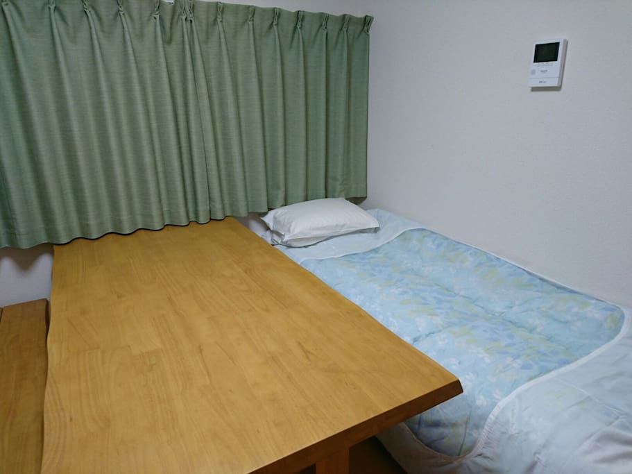 big chair can be single bed(^-^)