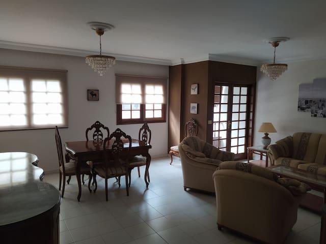 Apartamento en el centro de Santa Cruz