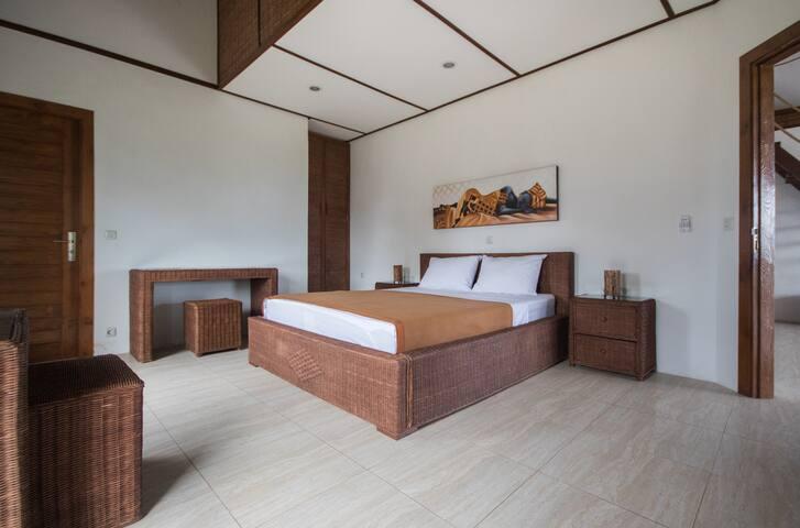 snaffl Beach Villa: Completely private - Pekutatan