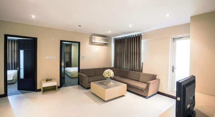 2 Bedrooms Apartment In Danang