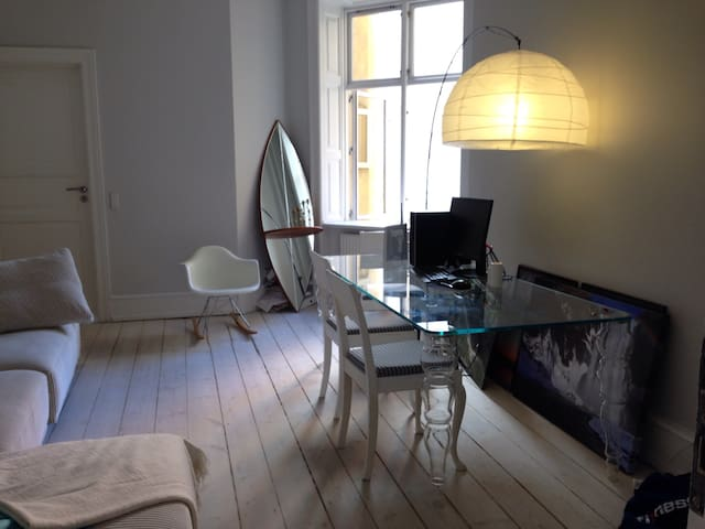 Copenhagen center Saxogade - Copenhague