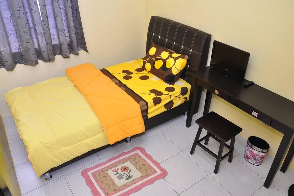Ipoh Homestay - Single Room