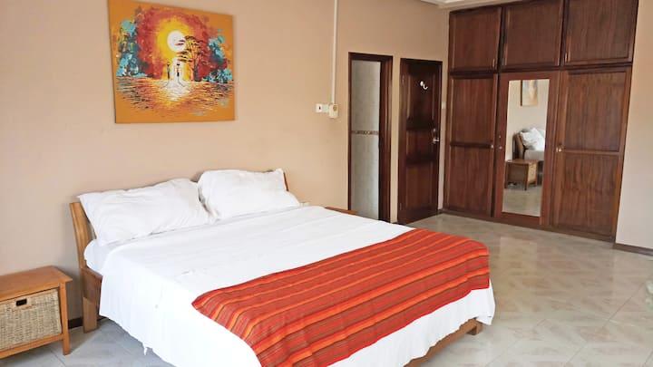 Bedroom (B) & Pool Near Univ of Ghana & Airport