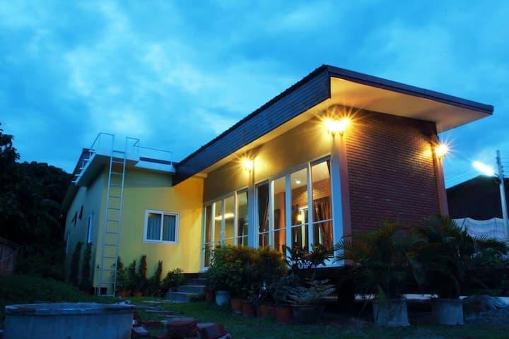 Cozy house Sankamphaeng Chiangmai