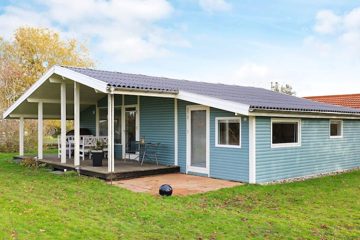 Deluxe Holiday Home in Funen with Whirlpool
